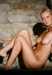 ALINA,A girl with sophisticated pleasures