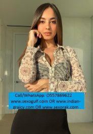 Escort Service in Sharjah | O557869622 | Indian Call Girls Agency in Al Shahba, Sharjah (UAE)