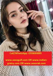Independent Escorts RAK | O5583II895 | Indian Escort Agency in RAK, Al Qurm (UAE)